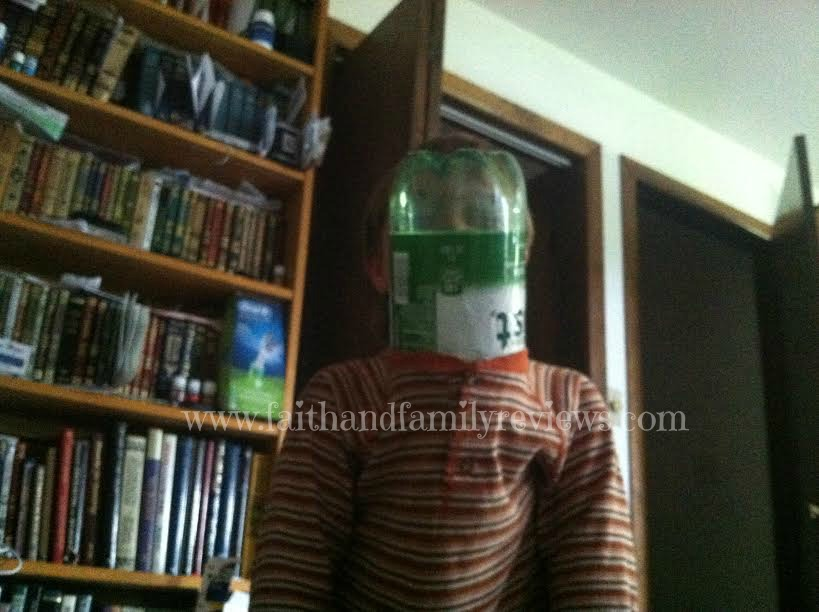 FFR N and pop bottle