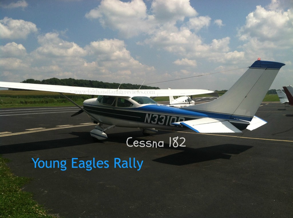 Young Eagles_Cessna 182
