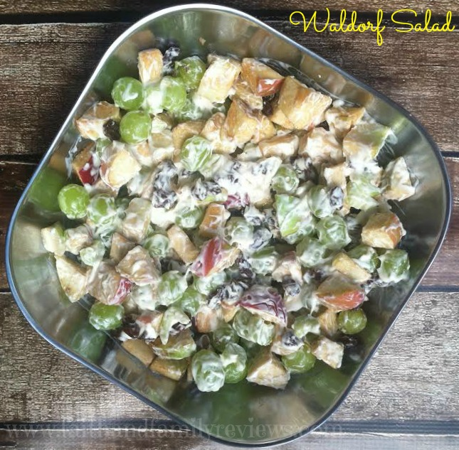 FFR_Wilton Armetal Bowl_Waldorf Salad