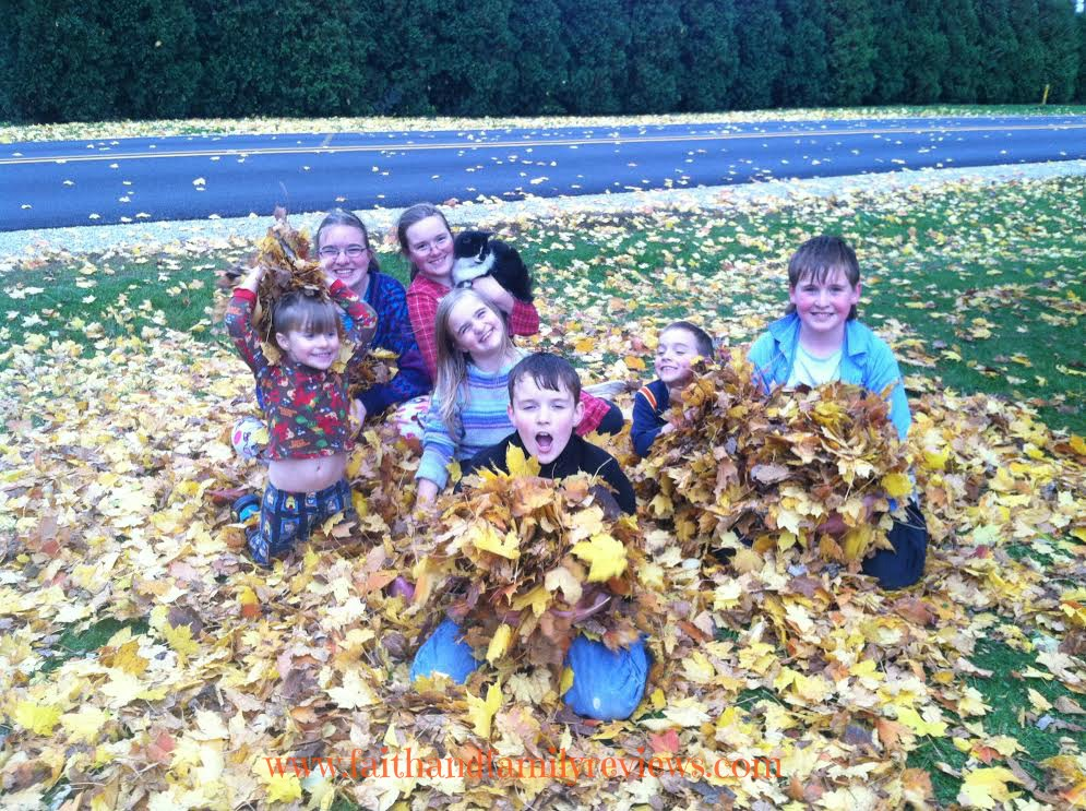 FFR Fall Fun in the Leaves 2014