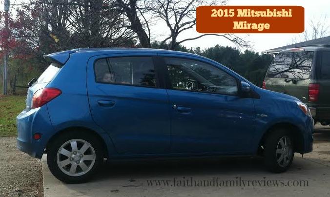 FFR 2015 Mitsubishi Mirage