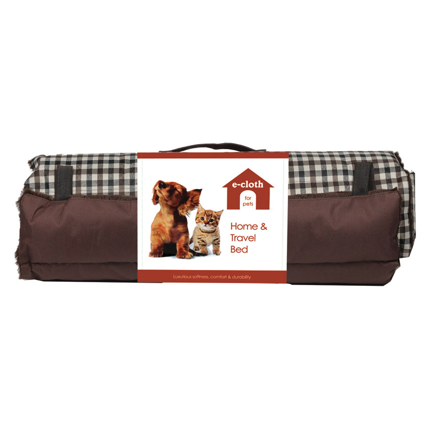 ecoth pet travel bed