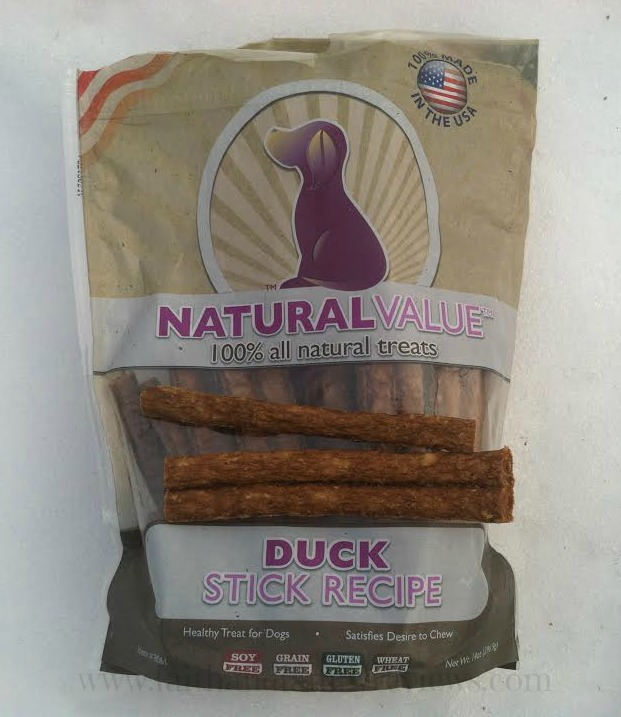 FFR Loving Pets Dog Treats_Duck Sticks