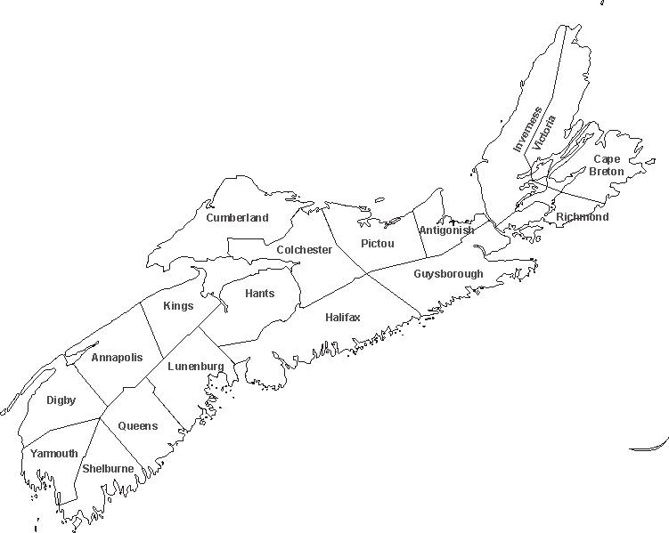NS map counties